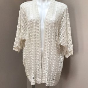 Barely worn knitted cardigan